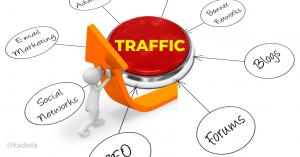 Tăng traffic - lượt truy cập cho website/blog